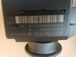 04 Mercedes E500 CLK500 Engine Computer Ignition Switch FOB ECU EIS ISL Set  image 4