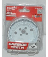 Milwaukee 49560739 Hole Dozer Carbide Teeth 3 Five Eighths Inches - $34.99