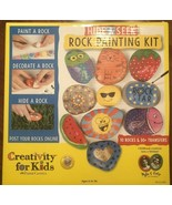 Creativity For Kids Hide and Seek Rock Painting Kit Age 6 10 Rocks - $60.80
