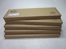 Lot of 5 NEW Dell KB216-BK-US 644G3 Black USB Wired Keyboards  - $42.00