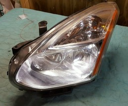 2008-2013 Nissan Rogue OEM Driver Left Side Xenon HID Headlight Lamp Tab... - $125.13