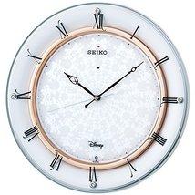 SEIKO CLOCK ( Seiko clock ) Disney Mickey u0026 Minnie radio waves hanging clock - $379.90