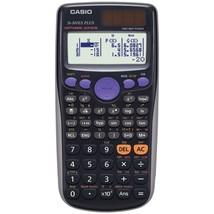 CASIO FX300ES Plus Fraction & Scientific Calculator (Black) - $32.37