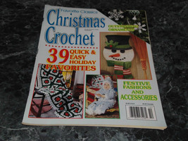Favorite Classics Christmas Crochet Magazine Issue #10  Doorknob Covers - $2.99