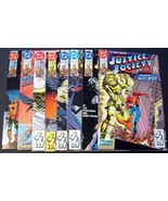 Justice Society Of America (1991) #1-8 Complete Miniseries Set DC Comics - $12.00