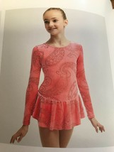 Mondor Model 2723 Skating Dress - Indy Rose - $69.99
