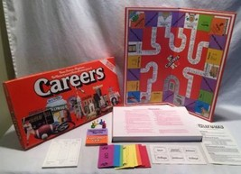 Careers Vintage Board Game Revised Edition COMP... - $19.99