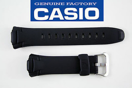 Genuine Casio G-Shock Rubber Watch Band STRAP BLACK GWM-500A GWM-500F GW... - $12.31