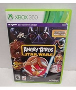 Activision Angry Birds Star Wars Game for XBox 360 - Kinect - No Manual - $7.48