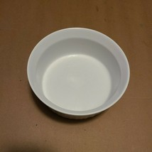 Corningware French White 1.5 Qt Casserole Dish Stoneware Microwave & Oven Safe - $19.99