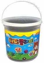 Donerland Honey Clay Bulk Package 1.2kg 2.64lbs (Black)