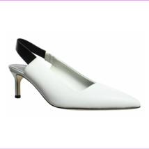 Via Spiga Womens V-Blake Porcelain White Size 5 M - $104.73