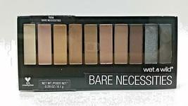 Wet & Wild Color Icon AU NATUREL 10-Pan Eyeshadow 753A Bare Necessities ... - $9.89