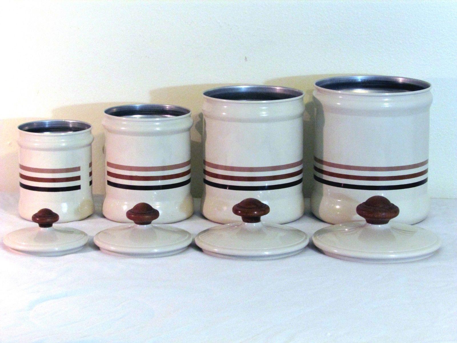 Set Of 4 Vintage West Bend Aluminum Kitchen and similar items