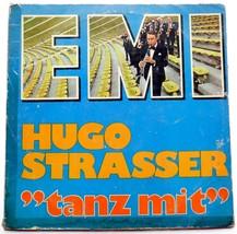 "Hugo Strasser ""Tanz Mit"" Vinyl Lp,Pressed In India Record OST EMI Record - $22.94"