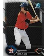 Kyle Tucker Bowman Chrome 2016 #BCP60 Prospects Houston Astros - $0.75
