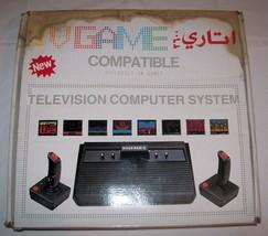 TV Games Atari 2600 Clone legendary TV console 9001 Games #01 - $153.00