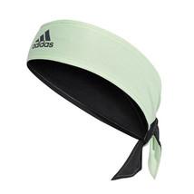 adidas Tennis Tieband Reversible Bandana Unisex Sports Headband Green EA0403 - $20.50