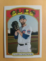 TOPPS HERITAGE 2021 CARD 218 TYLER CHATWOOD - $0.99