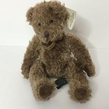 "Russ Penny Lane Teddies Bear 6"" Sitting  - $15.67"