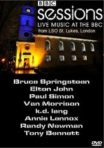 BBC SESSIONS LIVE MUSIC DVD Bruce Springsteen Elton John Paul Simon Van ... - $39.95