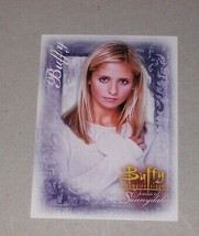 CHASE (PROMO): Buffy Women Of Sunnydale WOS P 1 - $1.25