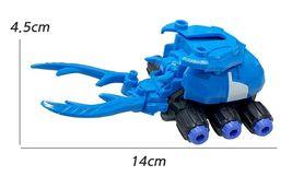 Bugsbot B-02 Ignition Basic Battle Muta Action Figure Battling Bug Toy image 4