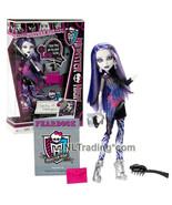 Year 2012 Monster High Picture Day Series 11 Inch Doll Set - SPECTRA VON... - $69.99