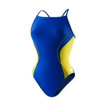 Speedo Big Girls' Revolve Splice Energy Back Swimsuit 10/26 - $64.95