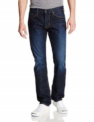 28R Big Star Jeans Men's 1974 Archetype Slim Fit Straight Clemmen Dark