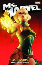 Ms. Marvel - Volume 6: Ascension Reed, Brian and Marz, Marcos - $7.87
