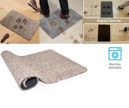 Super Absorbant Magic Clean Door Mat Microfibre Carpet Washable Doormat ... - $39.99