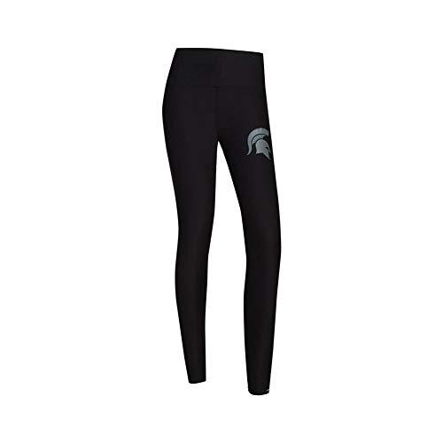 Concepts Sport Michigan State University Ladies' Leggings Fortitude Yoga Pants (
