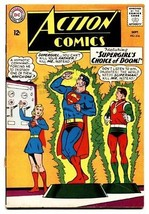 ACTION COMICS #316 Supergirl cover  comic book 1964-Superman- - $32.79