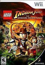 LEGO Indiana Jones: The Original Adventures (Nintendo Wii, 2008) Video G... - $12.22