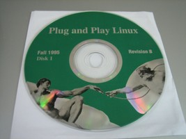 Plug and Play Linux Rev. B -  Fall 1995 (PC, 1999) - Disc 1 Only!!! - $6.92