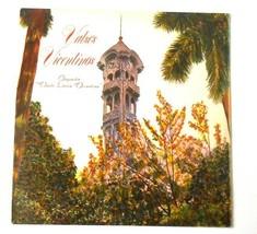 Verdi lirica Vicentina Orchestra Valses Vicentinos Vinyl LP Record Disco... - $34.64