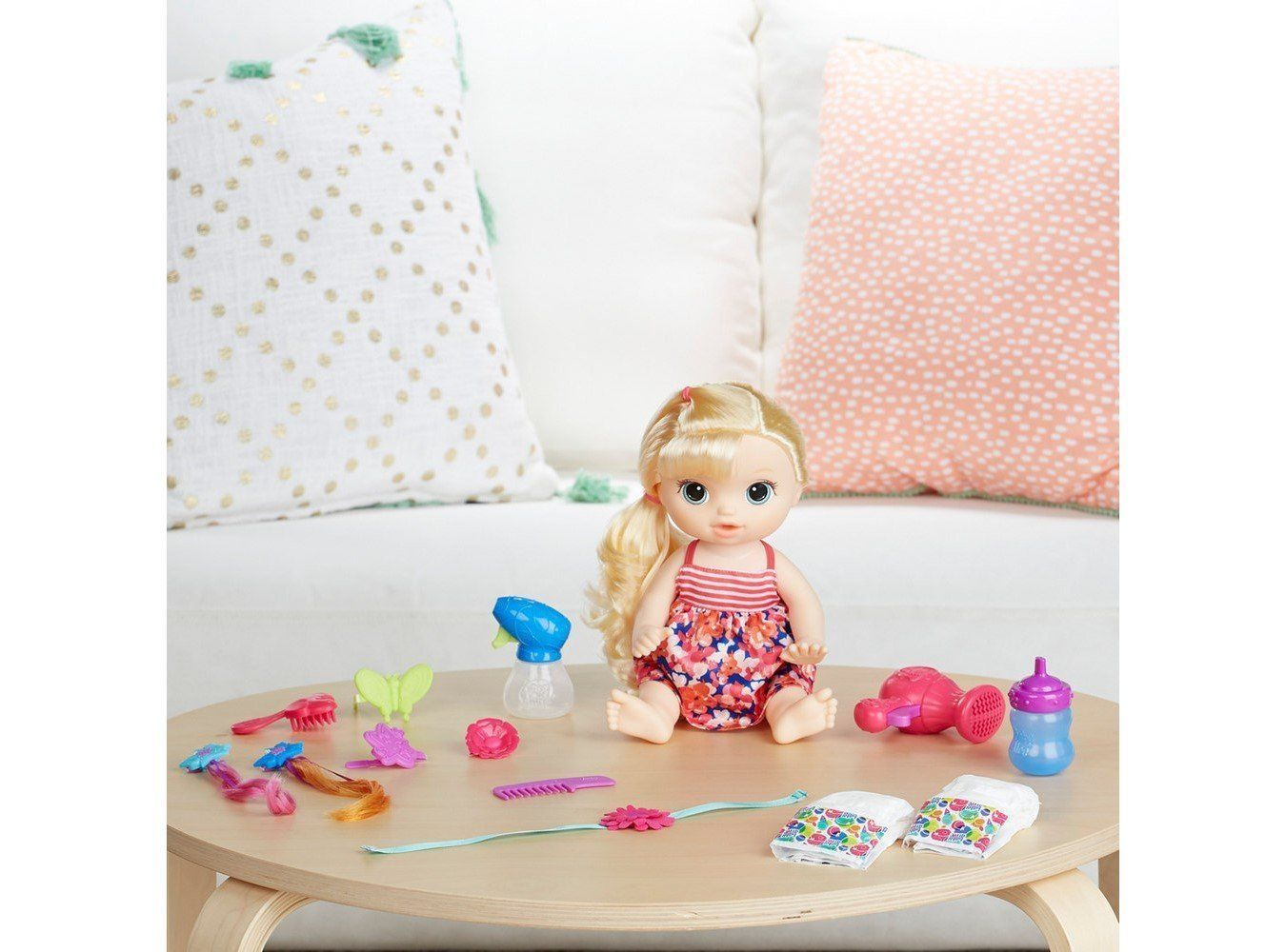 Baby Alive Cute Hairstyles Baby Blonde And 50 Similar Items