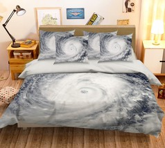 3D Sketch Vortex 226 Bed Pillowcases Quilt Duvet Single Queen King US Summer - $102.84+