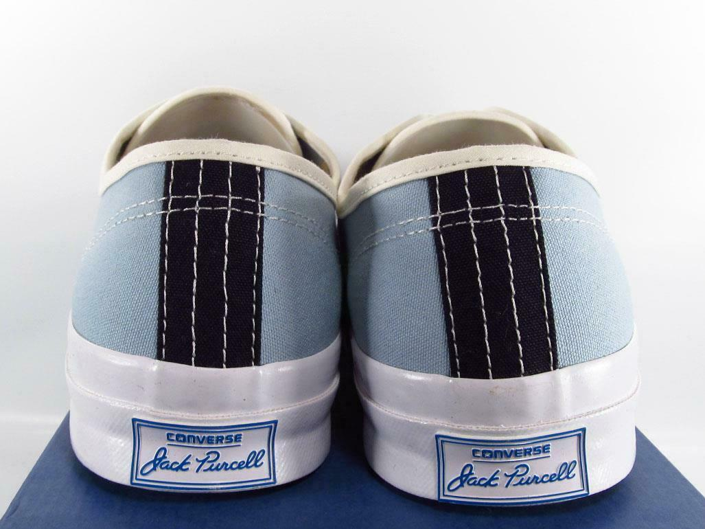 Converse Jack Purcell Signature Series Ox Two-Tone BLUE/GRAY 151455C (10.5 MEN)