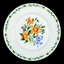 """Dinner Plate Floral Garden by Thomson 10.5"""" Daffodils - $13.86"""