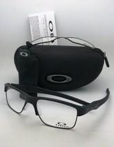 OAKLEY Eyeglasses CROSSLINK SWITCH OX3128-0155 Satin Black w/ Changeable Fronts