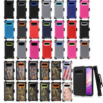 For Samsung Galaxy S10 / S10+ Plus / S10e Case Defender Clip Fit Otterbo... - $25.80