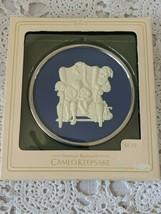 Hallmark Keepsake Norman Rockwell Caught Napping Cameo Keepsake Ornament 1981 - $12.60
