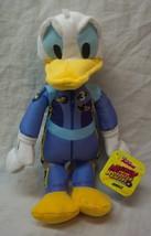 "Disney Junior Mickey & the Roadster Race DONALD DUCK 9"" Plush Stuffed An... - $16.34"