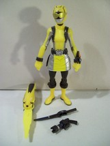"POWER RANGERS BEAST MORPHERS YELLOW RANGER 6"" ACTION FIGURE 2018 HASBRO - $14.65"