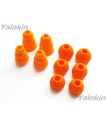 Orange Set Replacement Eartips Adapters for Jaybird Freedom and Freedom ... - $10.99