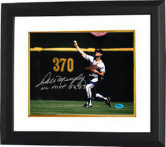 Dale Murphy signed Atlanta Braves 16X20 Photo Custom Framed NL MVP 82, 8... - $144.95