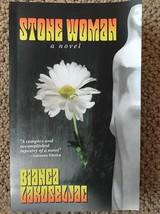 NEW Stone Woman by Bianca Lakoseljac Paperback Book (English) B8 - $7.88