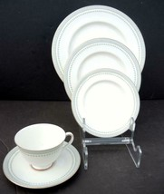 Royal Doulton Five Piece Place Setting - Berkshire Pattern - $23.27